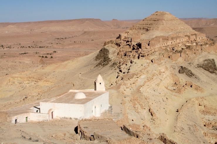 Ksar Guermassa, Tunisia