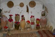 Troglodyte dwelling near Matmata, Tunisia
