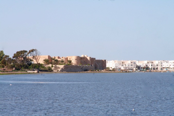 Spanish fort, Houmt Souk, Djerba, Tunisia