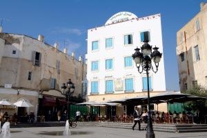 Place de la Victoire, Tunis, Tunisia