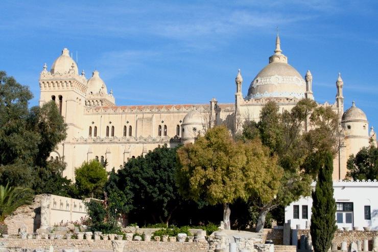 Cathédrale Saint Louis de Carthage, Tunis, Tunisia