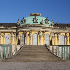 Sanssouci Palace, Potsdam, Germany
