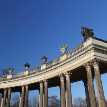 Sanssouci Palace, Potsdam, Germany