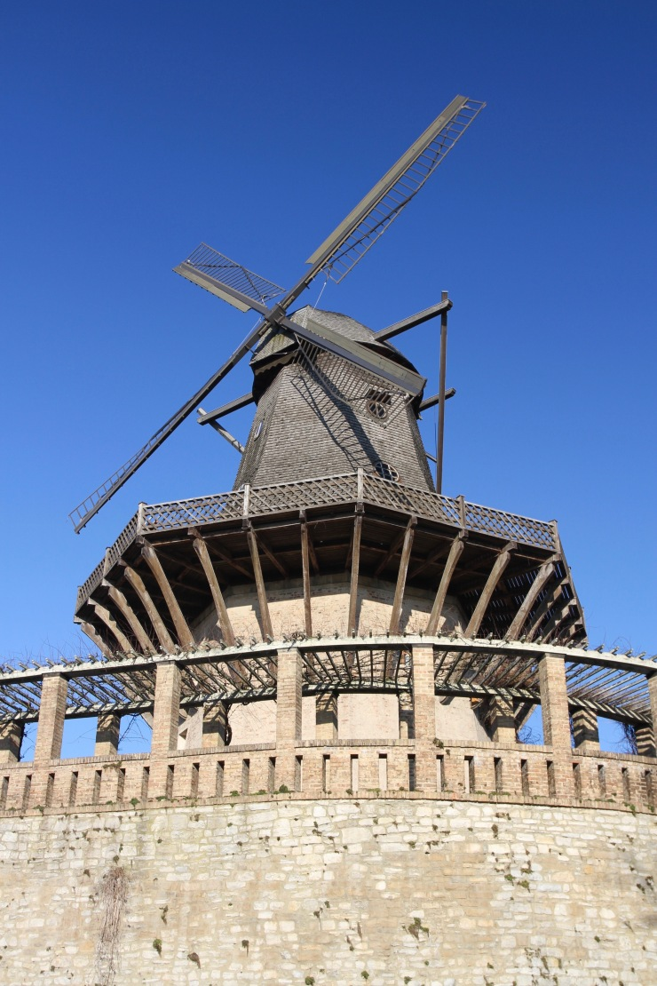 Windmill, Sanssouci Palace, Potsdam, Germany