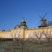 New Chambers, Sanssouci Park, Potsdam, Germany