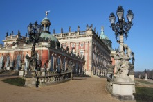 New Palace, Sanssouci Park, Potsdam, Germany