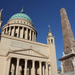 St. Nicholas' Church, Potsdam, Germany