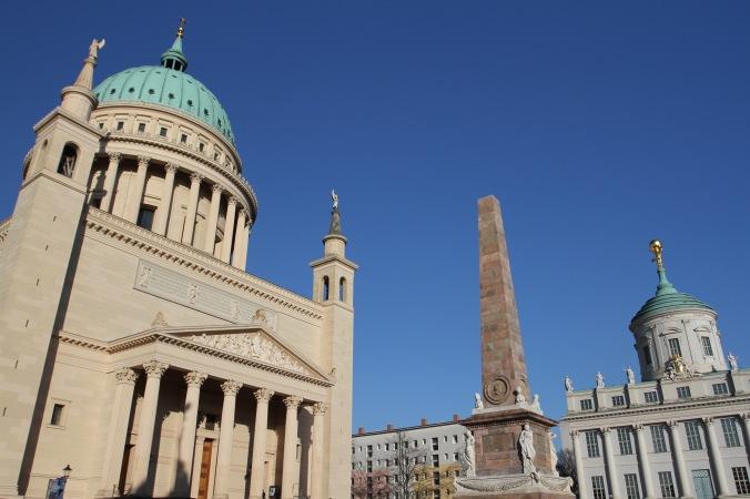 St. Nicholas' Church, Potsdam, Germany