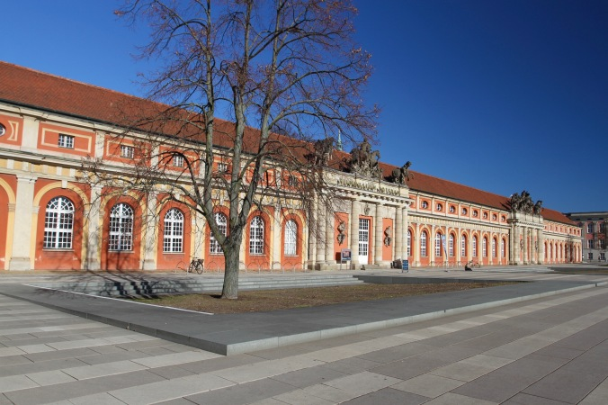 Royal Stables, Potsdam, Germany
