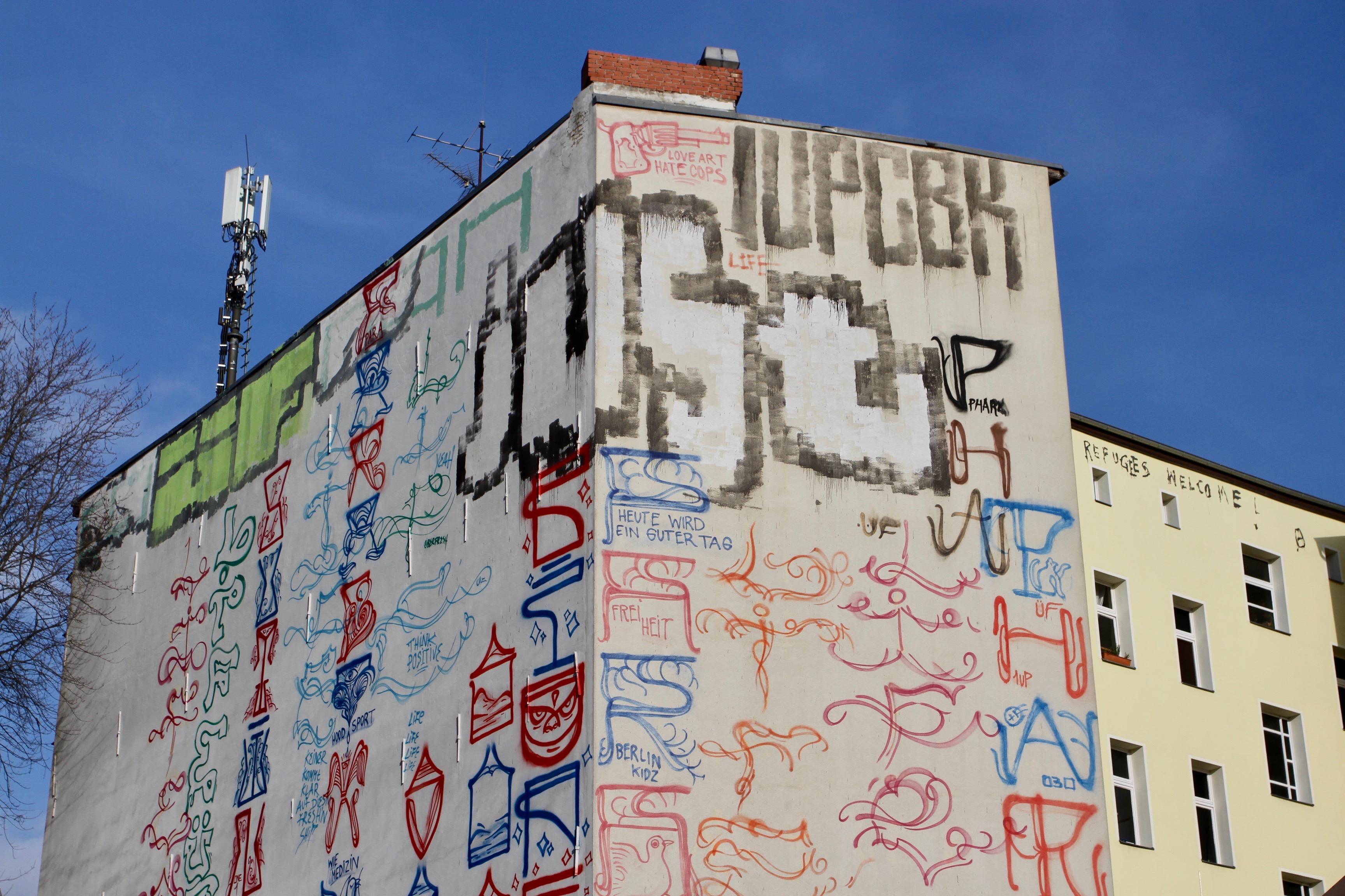 Berlin Kidz, Berlin Street Art, Germany