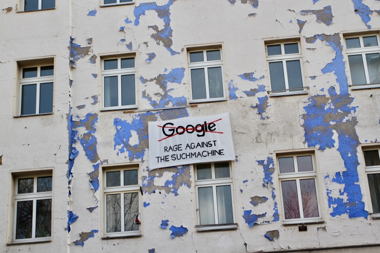 Don't Google it, Berlin, Germany