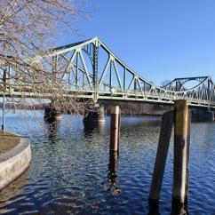 Bridge of Spies: Glienicker Brucke, Potsdam, Germany