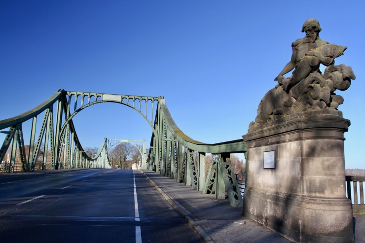 Bridge of Spies: Glienicker Brucke, Potsdam, Germany