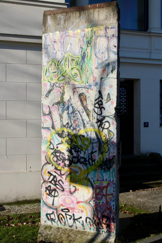 Berlin Wall, Glienicker Brucke, Potsdam, GermanyBerlin Wall, Glienicker Brucke, Potsdam, Germany