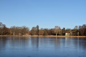 Heiliger See, Glienicker Brucke, Potsdam, Germany