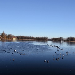 Heiliger See, Potsdam, Germany