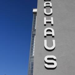 Bauhaus, Dessau, Germany
