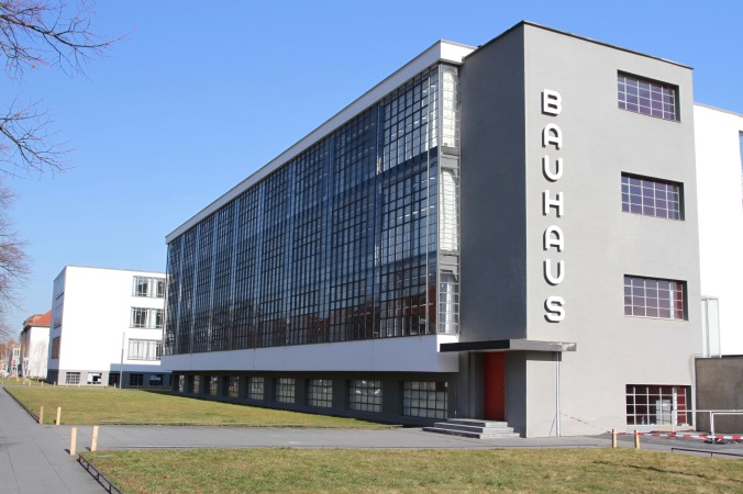 Bauhaus, Dessau, Germany