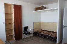 Bauhaus bedroom, Dessau, Germany