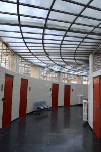 Bauhaus employment office, Dessau, Germany
