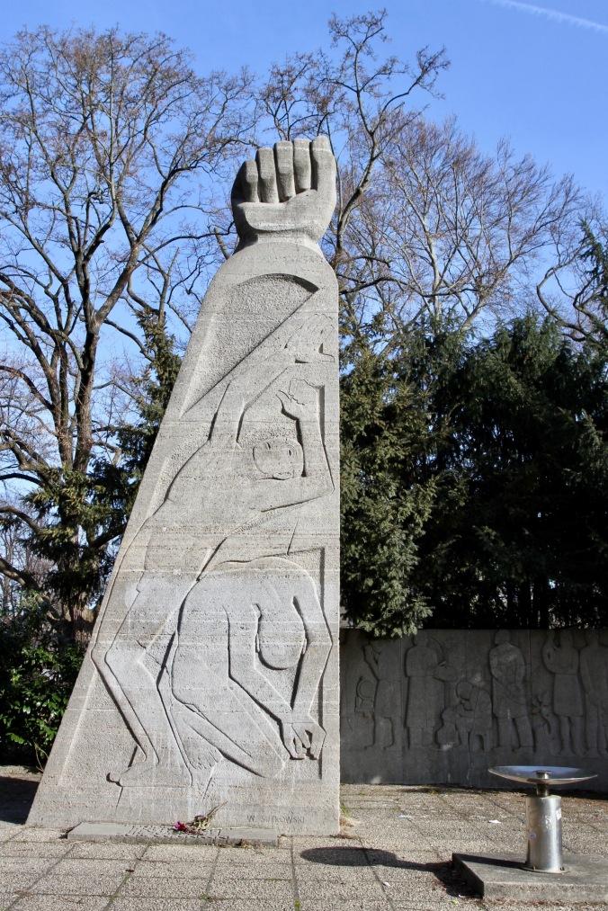 Köpenicker Blutwoche memorial, Köpenick, Berlin, Germany