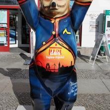 Captain of Köpenick bear, Berlin, Germany