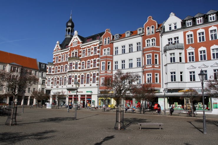 Köpenick market square, Berlin, Germany