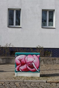 Street art, Köpenick, Berlin, Germany