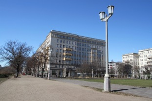 Karl Marx Allee, Berlin, Germany