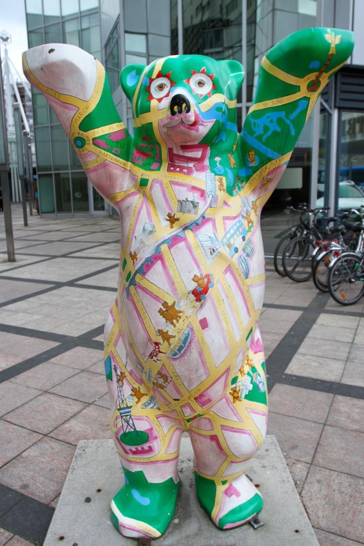 Buddy Bear, Berlin, Germany