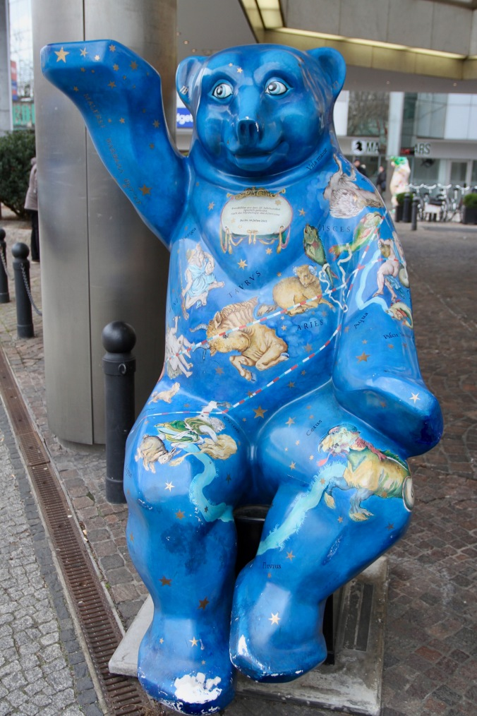 Buddy Bear, Berlin, Germany