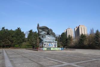 Ernst Thälmann statue, Berlin, Germany