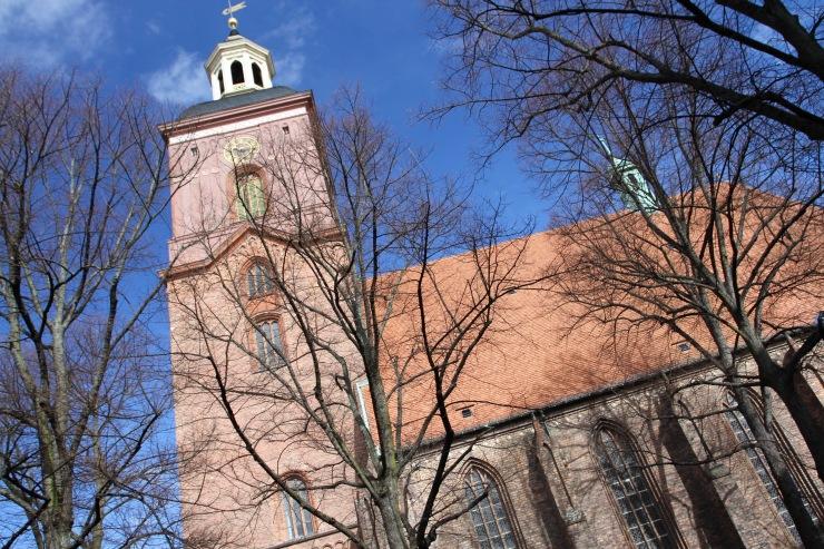 St. Marien am Behnitz, Spandau, Berlin, Germany