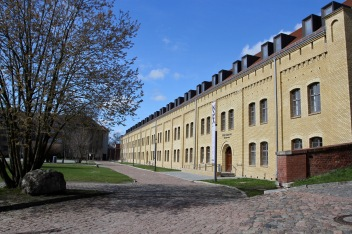 Spandau Citadel, Berlin, Germany