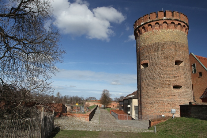 Juliusturm, Spandau Citadel, Berlin, Germany