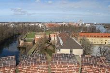 Juliusturm, Spandau Citadel, Berlin, Germany