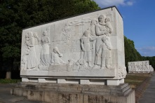 Russian memorial, Treptow Park, Berlin, Germany