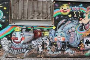 Berlin Street Art, GermanyBerlin Street Art, Germany
