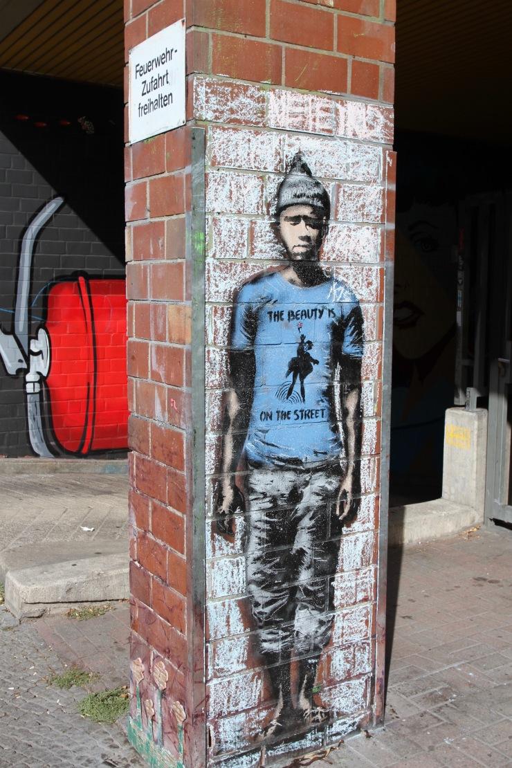 Street Art Berlin, Germany