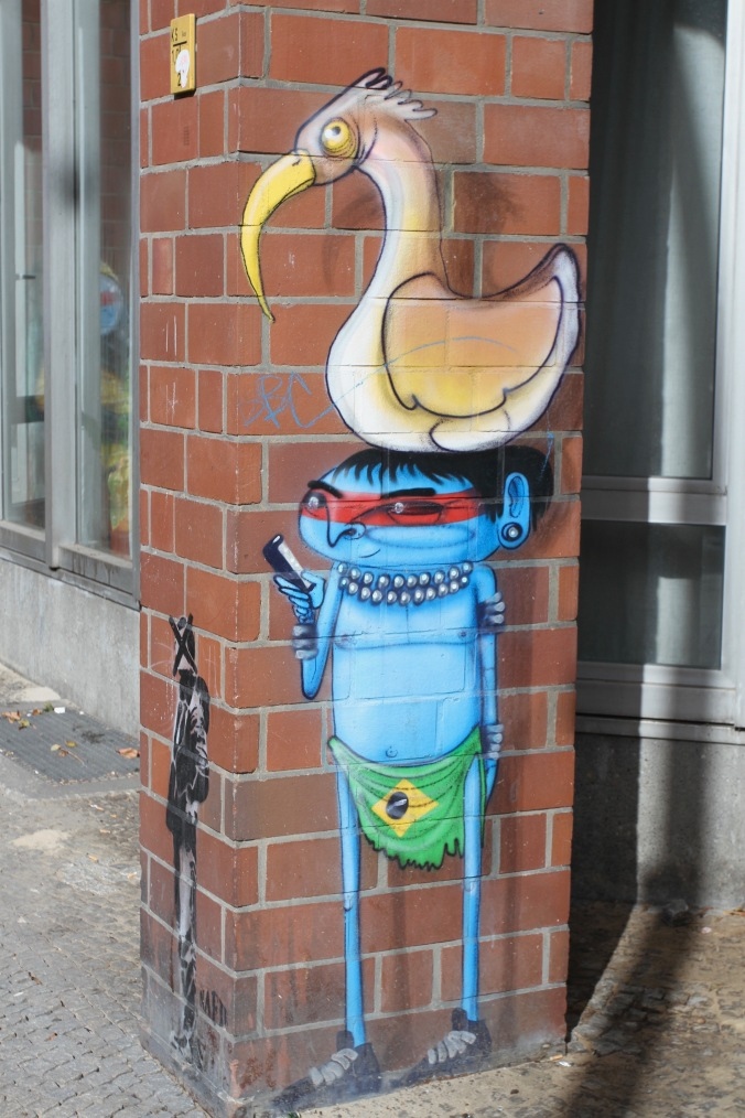 Cranio, Street Art Berlin, Germany