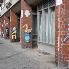 Cranio, Street Art Berlin, Germany