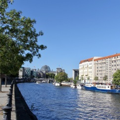 River Spree, Berlin, Germany