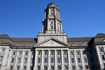 Old City Hall, Berlin, Germany