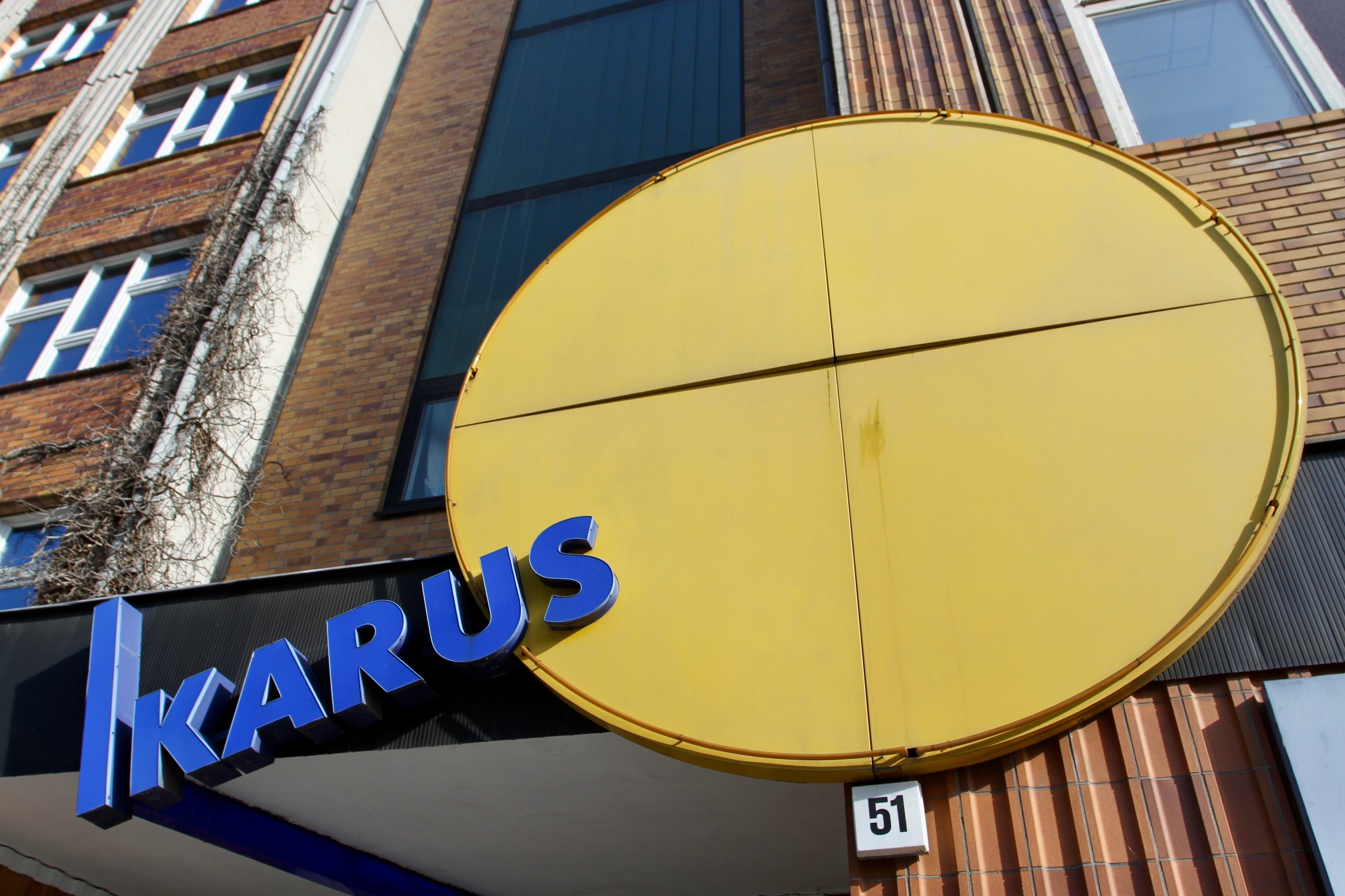 Ikarus, Berlin, Germany