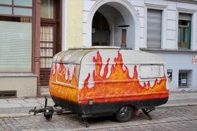 Wheels of Fire? Berlin, Germany