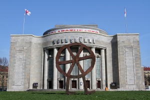 Volksbühne 'Peoples' Theatre', Berlin, Germany