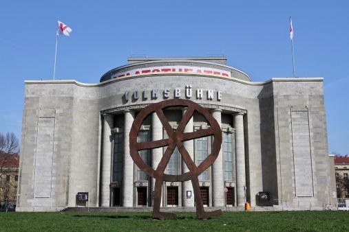 Volksbühne 'Peoples' Theatre', Berlin, Germany