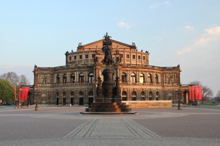 Semper Opera House, Dresden, Germany