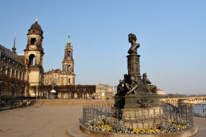 Brühl's Terrace, Dresden, Germany