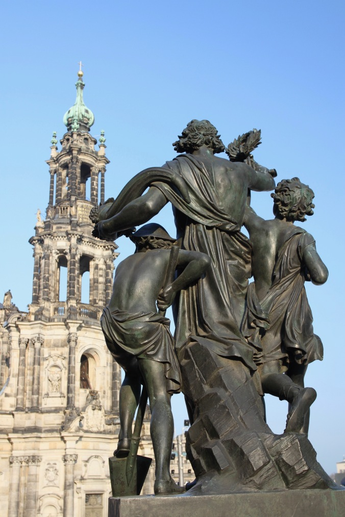 Hofkirche, Dresden, Germany